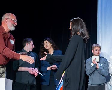 Vashon Island Community Scholarship Foundation Awards 2018