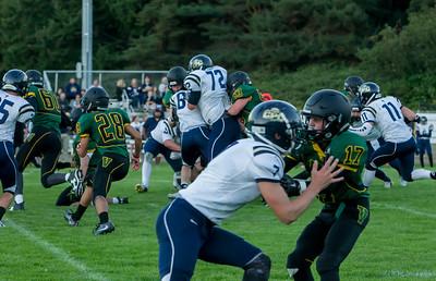 Football v Cedar Park Christian