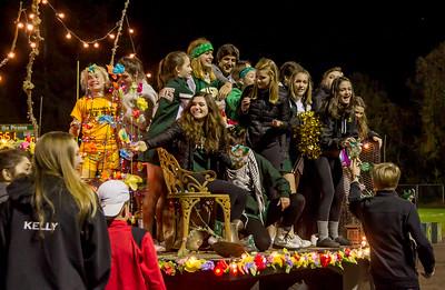Set one: Vashon Island High School  Homecoming Parade 2016