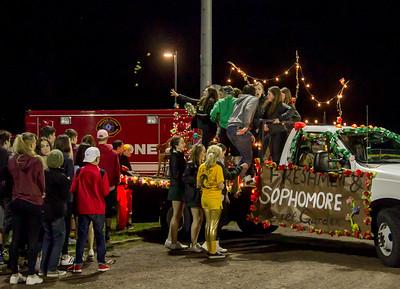 Vashon Island High School  Homecoming Parade 2016