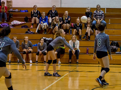 JV Volleyball v Chimacum