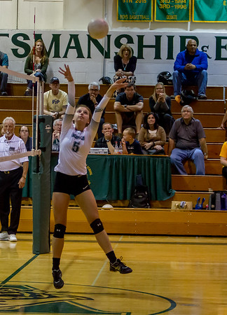 Vashon Island High School Volleyball v Chimacum 09/06/2016