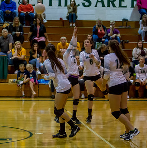 Varsity Volleyball v Chimacum