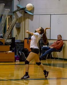 Varsity Volleyball v Chimacum