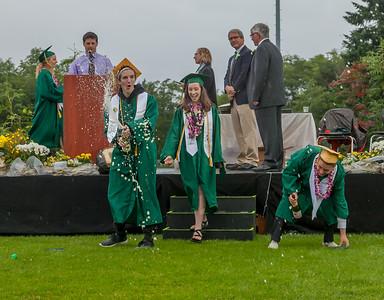 Vashon Island High School Class of 2017 Graduation