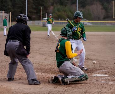 Vashon Island High School Baseball v Darrington