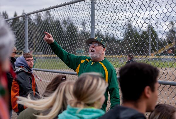 Set four: Vashon Island High School Baseball v Darrington