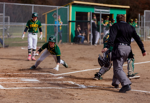 Set one: Vashon Island High School Baseball v Darrington