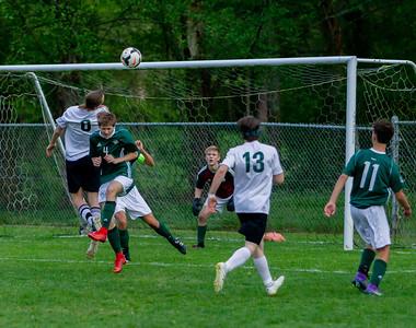 Game Set nine: Vashon Island High School Boys Varsity Soccer v Charles Wright - Nisqually League Championship