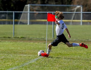Set one: Vashon Island High School Boys JV Soccer v Klahowya