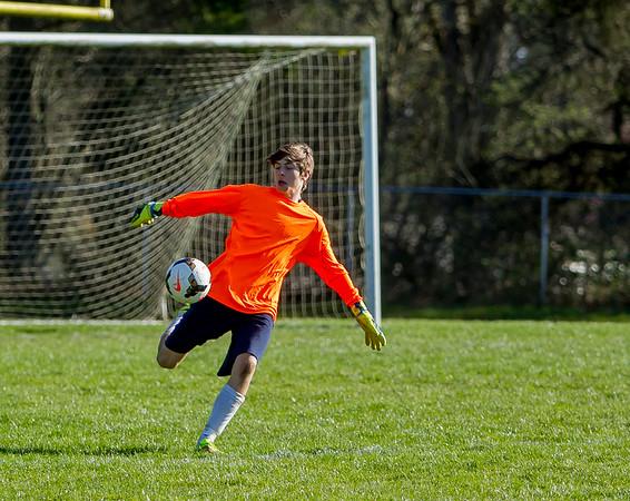 Set two: Vashon Island High School Boys JV Soccer v Klahowya