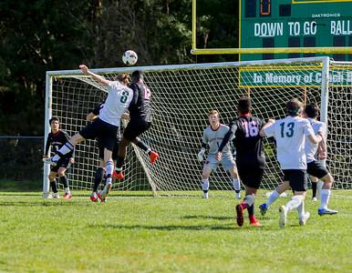 Set one: Vashon Island High School Boys Varsity Soccer v Seattle Academy