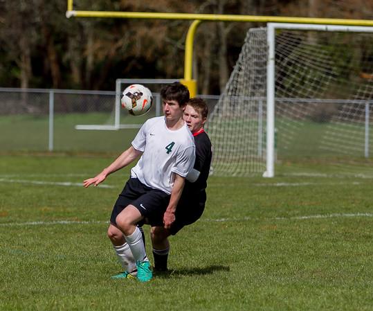 Set six: Vashon Island High School Boys Varsity Soccer v Seattle Academy
