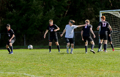 Vashon Island High School Boys Varsity Soccer v Seattle Academy
