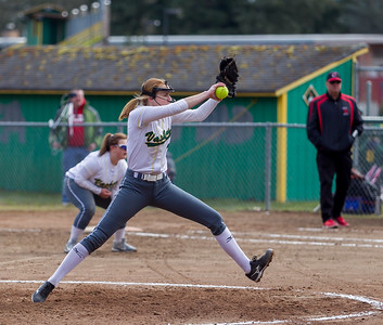 Vashon Island High School Fastpitch v Coupeville
