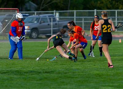 Set nine: Vashon Valkyries Lacrosse v Graham-Kapowsin Orange