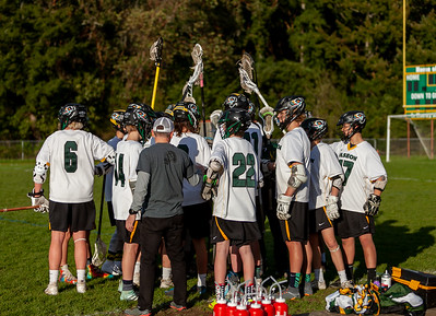 Vashon Vultures LAX v North Kitsap 04/18/2018