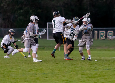 Vashon Vultures LAX v North Kitsap