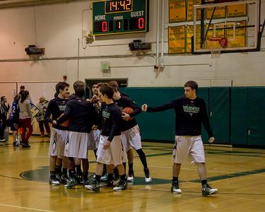 Boys Varsity Basketball v Chimacum