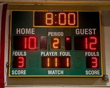 Boys Varsity Basketball v Sultan