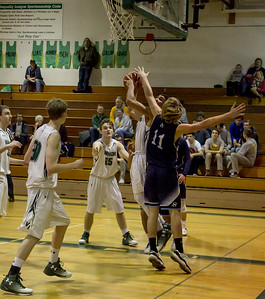 Boys Varsity Basketball v Sultan