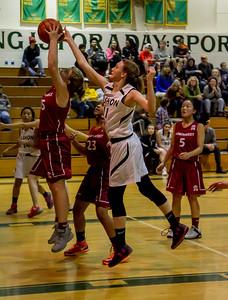 Girls JV Basketball v Northwest