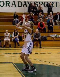 Girls Varsity Basketball v Northwest