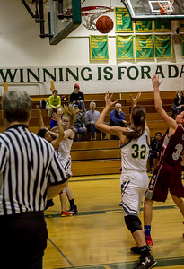 Girls Varsity Basketball v Northwest