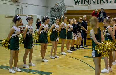 Girls Varsity Basketball v Sultan