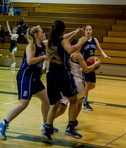 Girls Varsity Basketball v Sultan