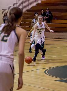 Girls Varsity Basketball v Charles Wright 01/24/2017