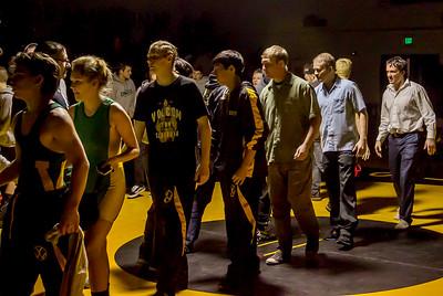 Wrestling v Klahowya