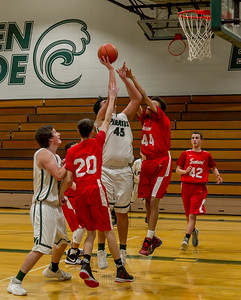 Vashon Island High School Boys JV Basketball v Port Townsend