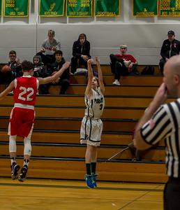 Boys JV Basketball v Port Townsend