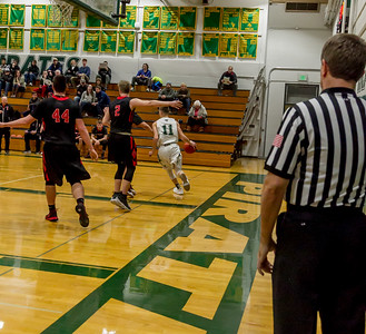 Vashon Island High School Boys Varsity Basketball v Port Townsend