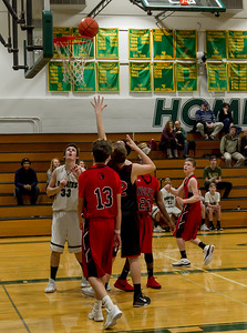 Boys JV Basketball v Coupeville
