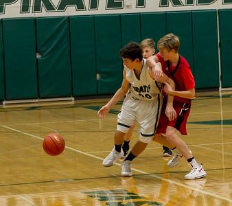Boys JV Basketball v Coupeville