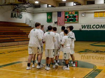 Boys Varsity Basketball v Coupeville