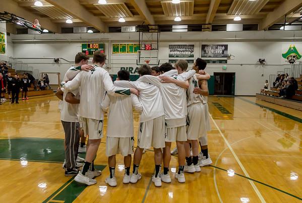 Boys Varsity Basketball v Coupeville 12/15/2017