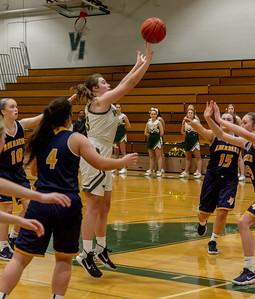 Vashon Island High School Girls Varsity Basketball v Aberdeen