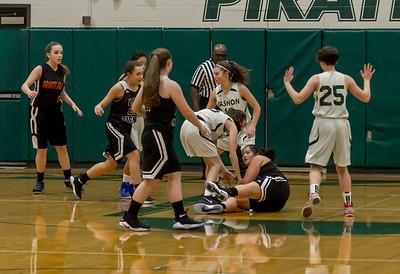 Girls JV Basketball v Granite Falls