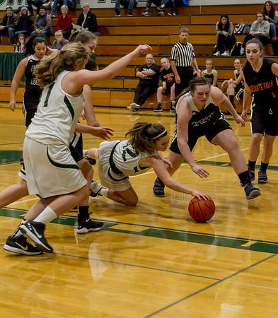 Set one: Girls JV Basketball v Granite Falls