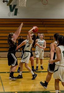 Girls JV Basketball v Granite Falls