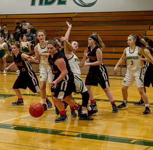 Girls Varsity Basketball v Granite Falls
