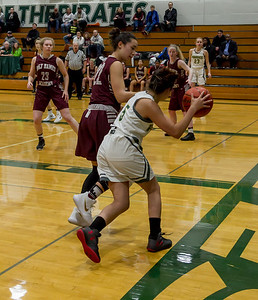 Girls Varsity Basketball v Holy Names