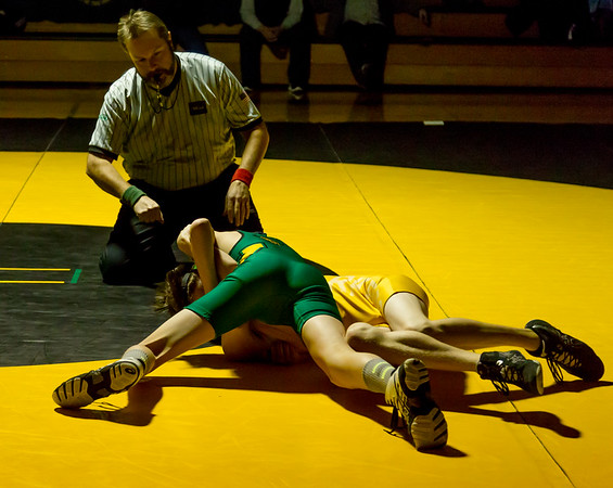 Wrestling v Lake Stevens Exhibition Matches