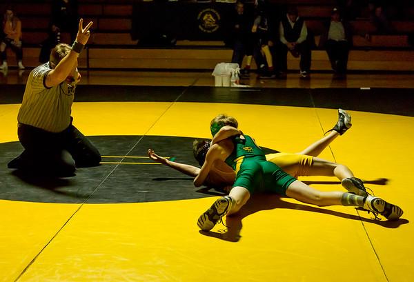 Wrestling v Lake Stevens Exhibition Matches Set one