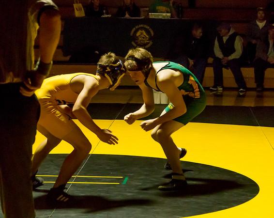 Wrestling v Lake Stevens Exhibition Matches Set two