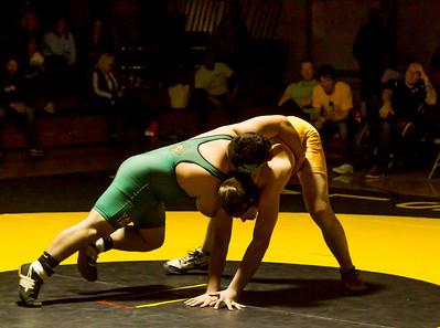 Wrestling v Lake Stevens Weight Class Matches Set four