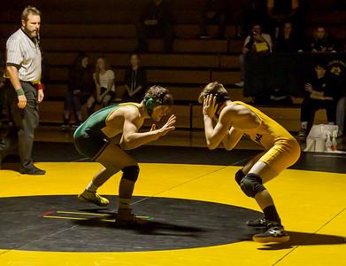 Wrestling v Lake Stevens Weight Class Matches Set one